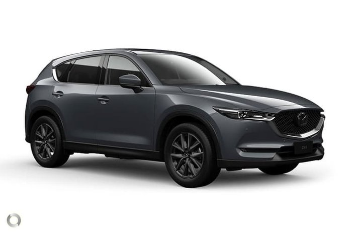 2020 Mazda CX-5 GT KF Series 4X4 On Demand Grey