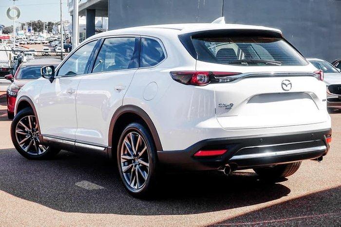 2020 Mazda CX-9 Azami TC 4X4 On Demand Snowflake White Pearl