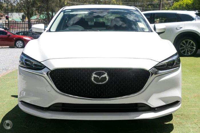 2020 Mazda 6 Sport GL Series Snowflake White Pearl