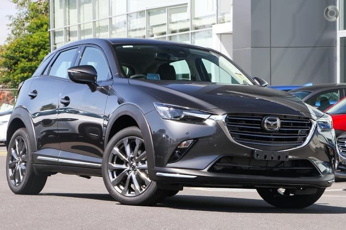2020 Mazda CX-3 Akari LE DK Machine Grey