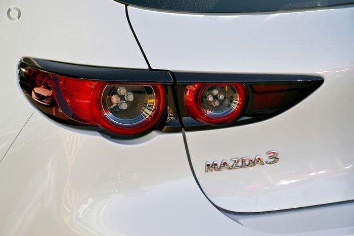2020 Mazda 3 G25 GT BP Series Snowflake White Pearl