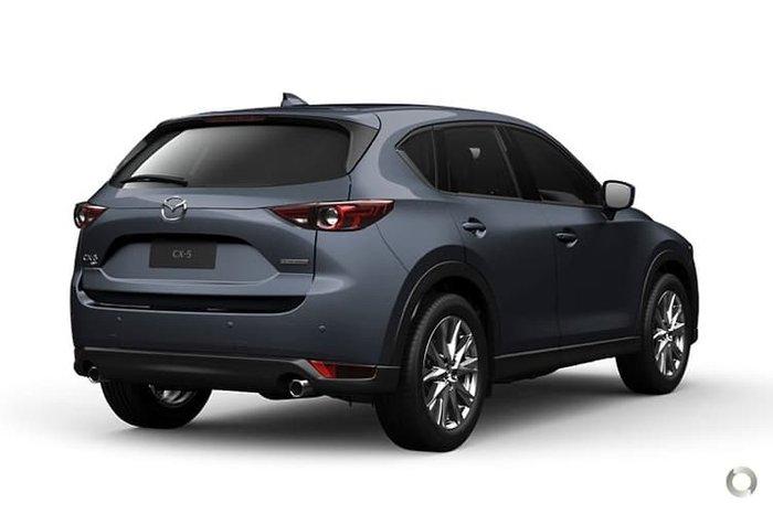 2020 Mazda CX-5 Akera KF Series 4X4 On Demand Grey
