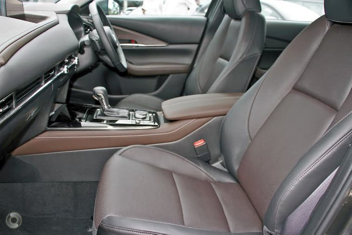 2020 Mazda CX-30 G25 Astina DM Series Machine Grey
