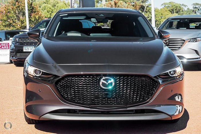 2020 Mazda 3 G20 Evolve BP Series Machine Grey