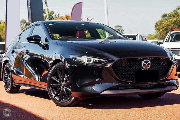2020 Mazda 3 G25 Astina BP Series Jet Black