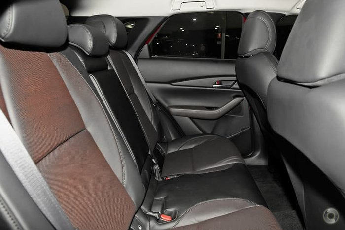2020 Mazda CX-30 G20 Astina DM Series Jet Black