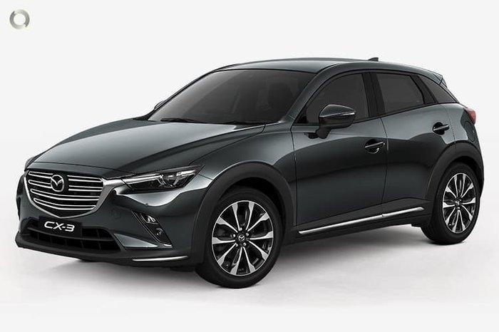 2020 Mazda CX-3 sTouring DK 4X4 On Demand Machine Grey
