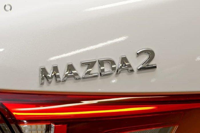 2020 Mazda 2 G15 GT DL Series Snowflake White Pearl