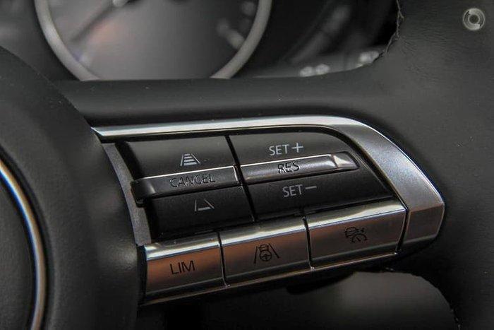 2020 Mazda CX-30 G25 Astina DM Series Soul Red Crystal