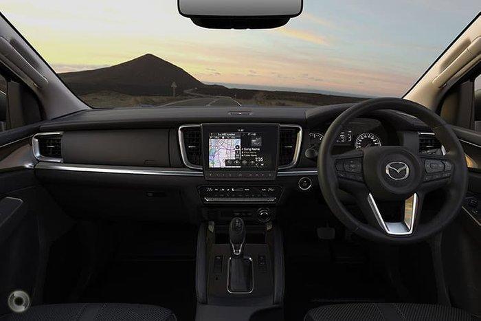 2020 Mazda BT-50 XTR TF True Black