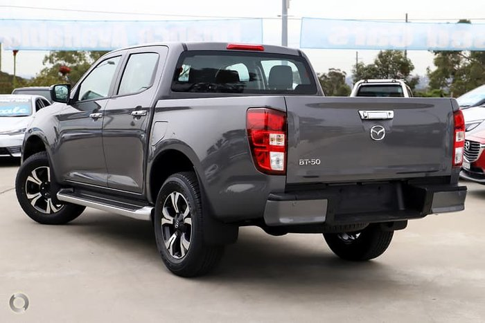 2020 Mazda BT-50 XTR TF Concrete Grey