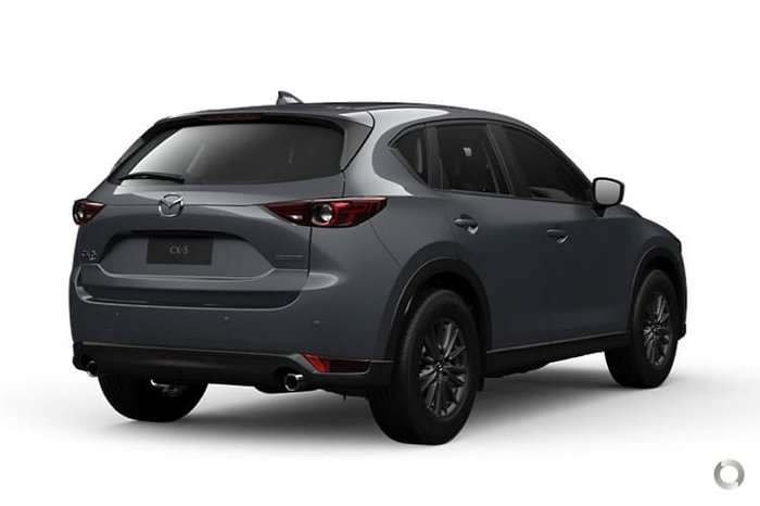 2020 Mazda CX-5 Maxx Sport KF Series 4X4 On Demand Polymetal Grey