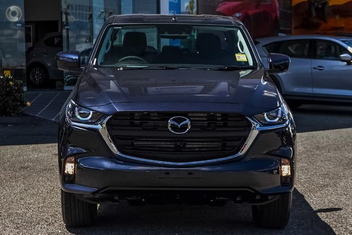 2020 Mazda BT-50 XT TF Gunblue