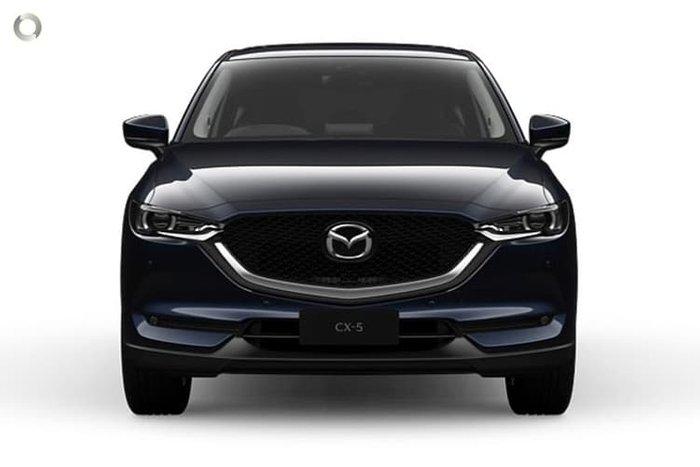 2020 Mazda CX-5 GT KF Series 4X4 On Demand Deep Crystal Blue