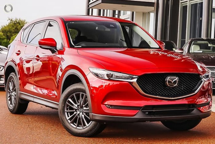 2020 Mazda CX-5 Maxx Sport KF Series Soul Red Crystal