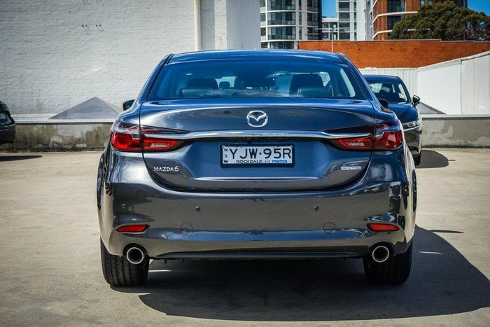 2020 Mazda 6 Touring GL Series Machine Grey
