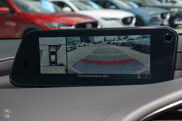 2020 Mazda 3 G20 Evolve BP Series Titanium Flash