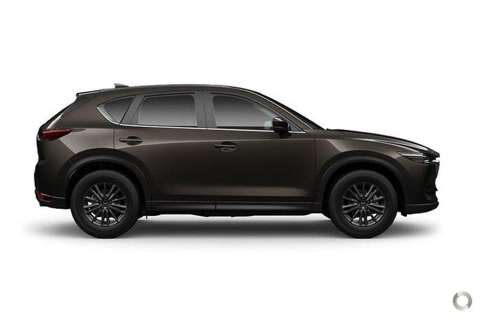 2020 Mazda CX-5 Maxx Sport KF Series Titanium Flash