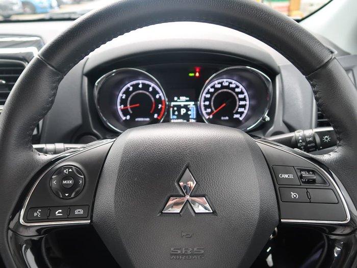 2019 Mitsubishi ASX ES ADAS XC MY19 Silver