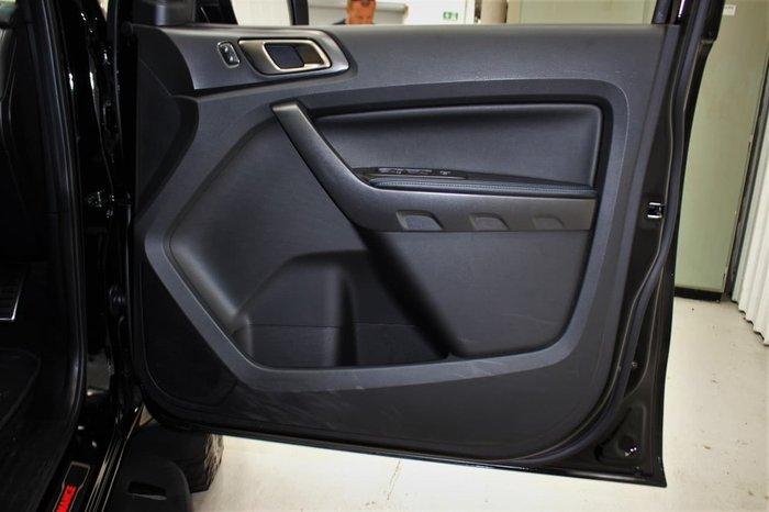 2020 Ford Ranger Raptor PX MkIII MY20.25 4X4 Dual Range Black