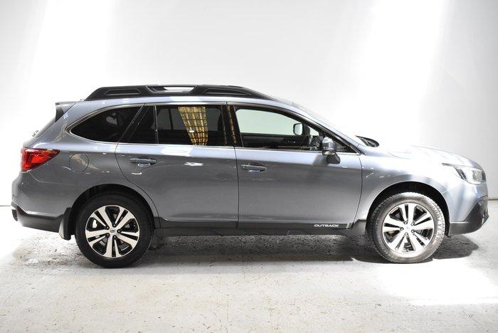 2018 Subaru Outback 2.5i 5GEN MY18 Four Wheel Drive Grey