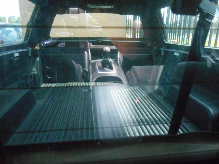 2015 Ford Falcon Ute XR6 FG X Silhouette