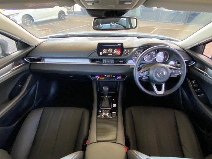 2020 Mazda Mazda6 6AUTO R Snowflake White Pearl