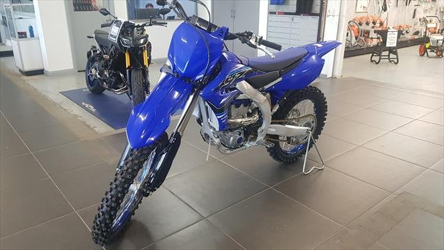 2020 YAMAHA Competition Electric start YZ250F Blue