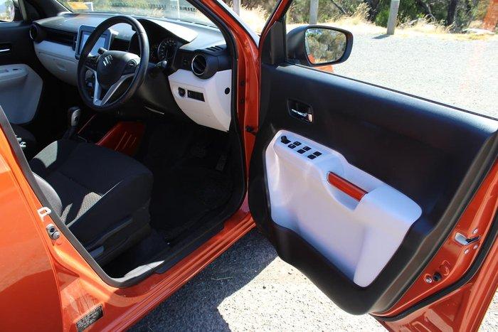 2017 Suzuki Ignis GLX MF Orange