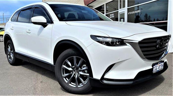 2020 Mazda CX-9 Touring TC Snowflake White Pearl