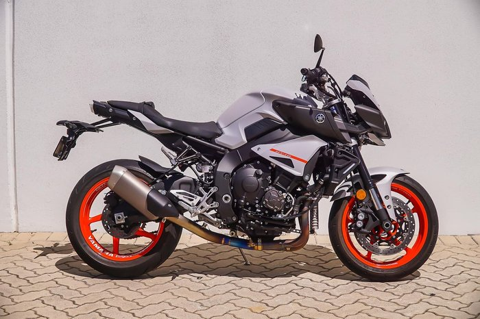2018 YAMAHA MT-10 (MT10A) Black