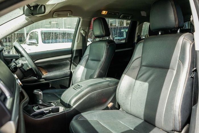 2018 Toyota Kluger GXL GSU50R Black