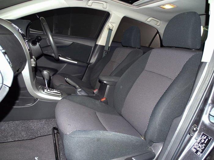 2011 Toyota Corolla Conquest ZRE152R MY11 Grey