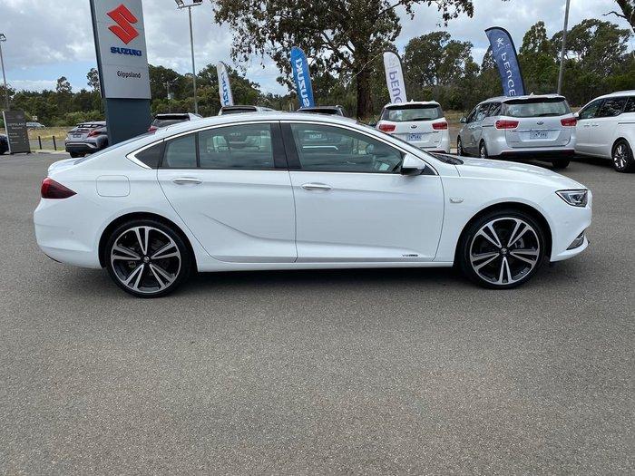 2018 Holden Calais V ZB MY19 4X4 On Demand White