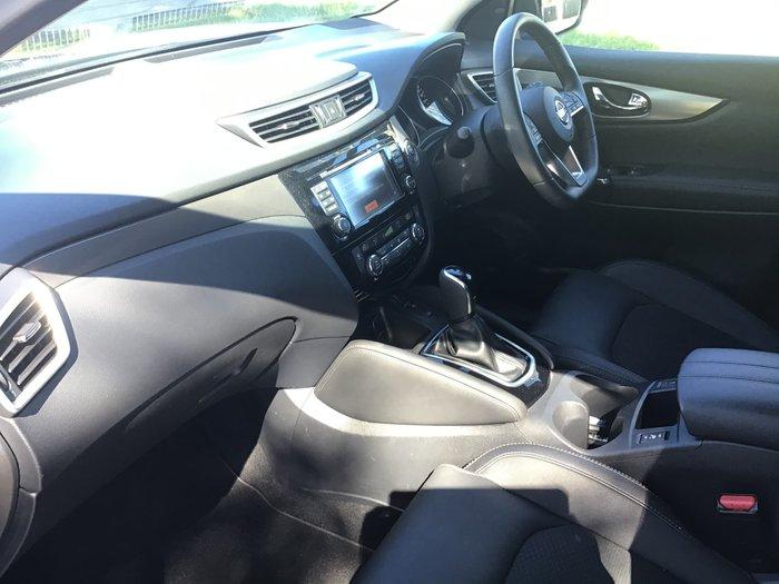2018 Nissan QASHQAI N-TEC J11 Series 2 Vivid Blue