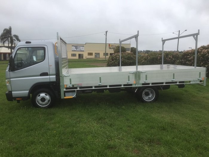 2020 FUSO CANTER 515 WIDE CAB DCT Silver