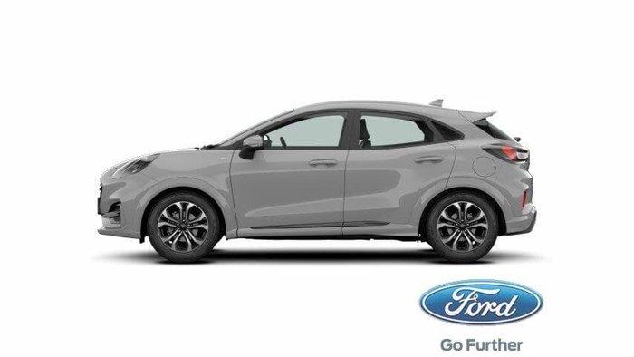 2020 Ford Puma ST-Line JK MY20.75 Grey Matter