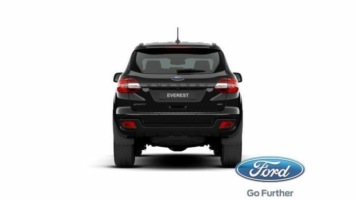 2020 Ford Everest Sport UA II MY21.25 Shadow Black