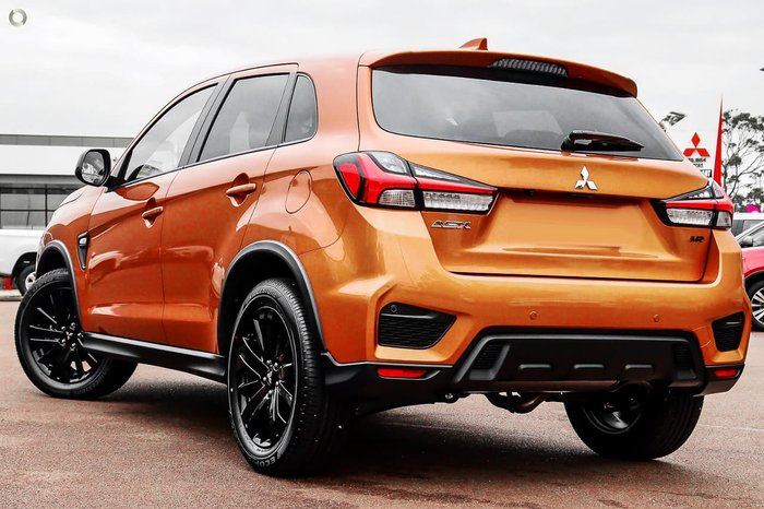 2020 Mitsubishi ASX MR XD MY21 Orange