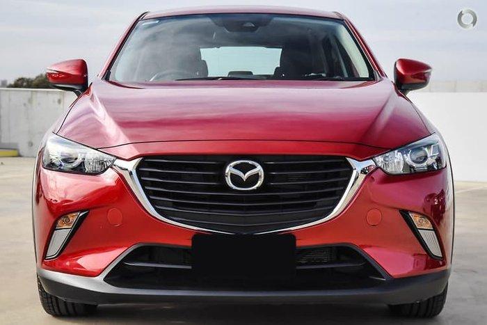 2020 Mazda CX-3 Maxx Sport DK 4X4 On Demand Soul Red Crystal