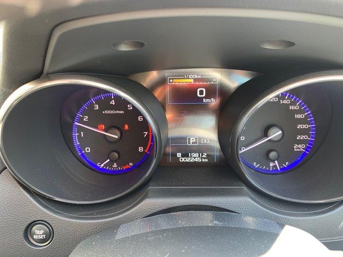 2020 Subaru Liberty 2.5i 6GEN MY20 Four Wheel Drive Red