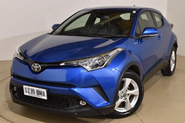 2018 Toyota C-HR NGX10R Tidal Blue