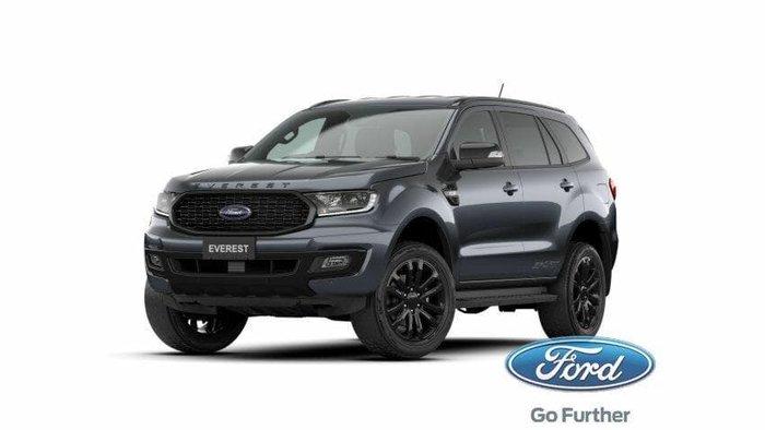 2020 Ford Everest Sport UA II MY21.25 Meteor Grey