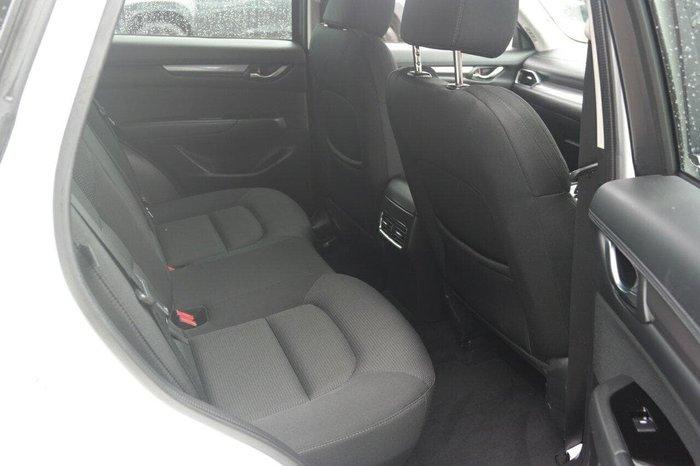 2018 Mazda CX-5 Maxx Sport KF Series 4X4 On Demand White