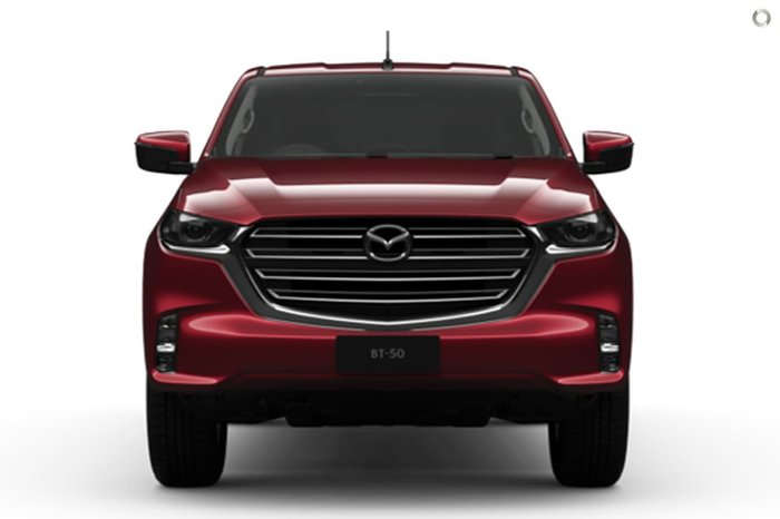 2020 Mazda BT-50 XTR TF 4X4 Dual Range Red