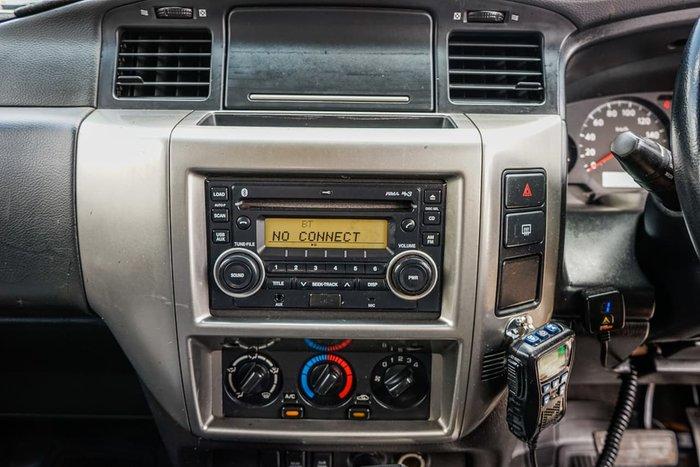 2011 Nissan Patrol ST GU 7 MY10 4X4 Dual Range Gold