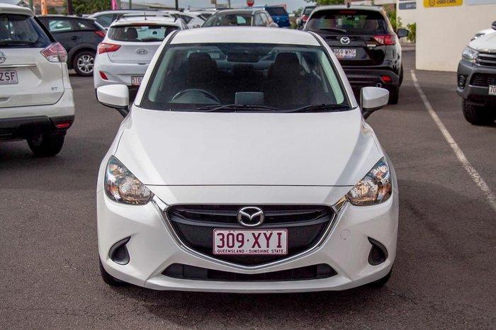 2015 Mazda 2 Maxx DL Series White