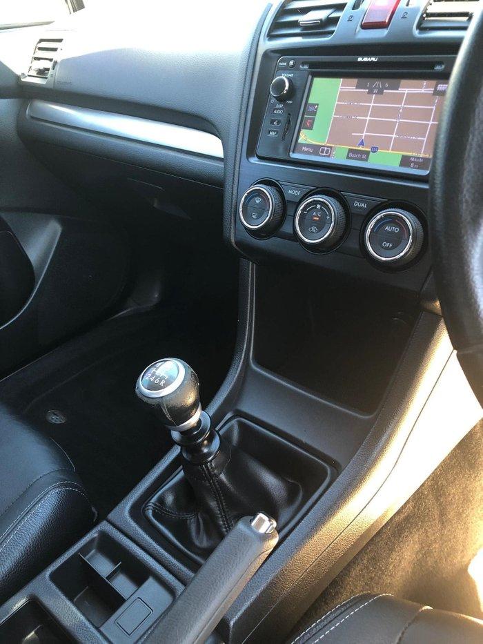 2012 Subaru XV 2.0i-S G4X MY12 Four Wheel Drive Dark Grey