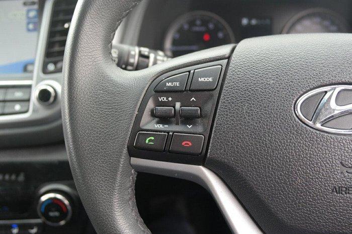 2015 Hyundai Tucson Highlander TLe 4X4 On Demand Red