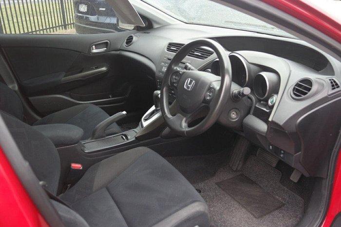 2013 Honda Civic VTi-S 9th Gen MY13 Red